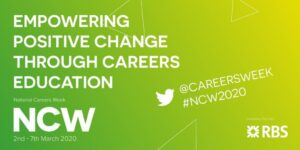 Link to National Careers Week at The Edge Academy