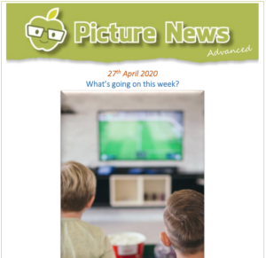 Link to picture news resource